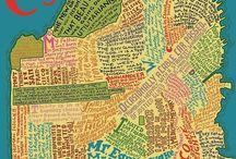 Maps & Legends / by Melissa Hart