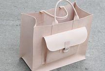sewing bags / by Elena Ramirez
