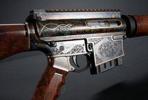 Guns / by John Schultz