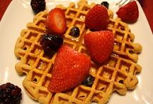 Waffles, Pancakes & Crepes / by Jennifer