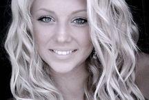 This girl is beautiful! / by Debbie Breehl