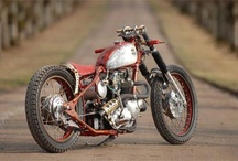 Bobbers,Choppers,Motorcycles, and Rat Bikes / by Jonathan Barnhart