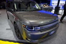Ford Flex / No one gets left behind with this stylishly accommodating 7-seater.  With a technological infusion of modern sophistication, this crossover remains in a class of its own.   / by Ford Canada