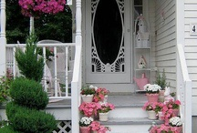 love porches! / by Sara Colenutt