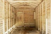 shed to tiny house / by Donna