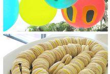 Children's party snacks  / by Veda Pretorius