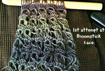 Crochet Stitches We love / by Lauras Little House Tips