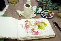 Watercolors / by Donalea Deines