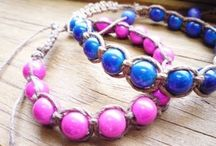 diy jewelry  / by Mary Griggs