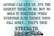 Quotes... / by Amanda Rizq