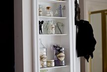 Organization and Design in Small Spaces / decorating beauty and ideas / by Debbie Sheegog
