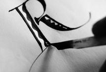 Calligraphy / by Deborah Tuxhorn