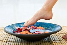 Beauty DIY - Foot Care / by Julie Schroeder