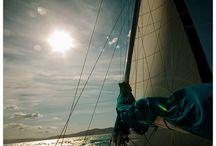 Sea & sailboats / by Galdric Pons