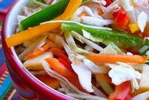Sensational Salads / by Yoli Ramos Gonzalez