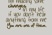 Quotes & Sayings / by Christen Dole