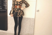 Dress Me to the 9's / by Carissa Onuma