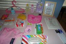 Baby Shower Ideas / by Tiffany Buff