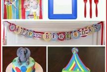 Party ideas ideas para Fiesta's / Party decorations ideas  / by Muyyfeliz murray