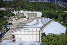 Universidad Central de Venezuela (UCV) / Universidad Central de Venezuela es la más grande e importante universidad de Venezuela. Su sede principal, la Ciudad Universitaria de Caracas, fue declarada Patrimonio de la Humanidad por la UNESCO en el año 2000 / by eluniversitario