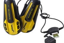 MP3 Players / Waterproof MP3 Players / by SwimtoWin.com