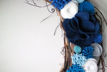 Crafting: Wreaths / by Caitlin Casavecchia
