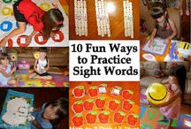Sight Words / by Theresa Lewis
