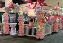 event booth ideas / by Kathy Lyons
