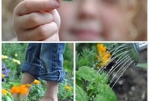 Gardening with Children / Tools and inspiration for budding gardeners. / by Bella Luna Toys
