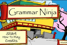 Grammar / by Susan Foulks