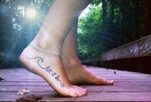 TATTOOS <3 / by Carly Simpson