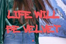 Life will be velvet - RE ARMA DE INVIERNO  / Looks realizados con prendas de nuestras últimas colecciones F/W con 50% OFF!  Votá tus looks preferidos para obtener descuentos extras durante el fin de semana.  / by Bellmur