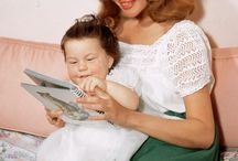 Moms and Celebrity Moms / by Judy Morris