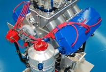 AUTO Engine FORD / by Rick Shier