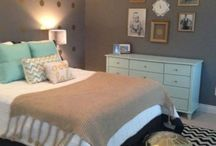 Bedroom ideas / by Susan Biscay-Hopkins