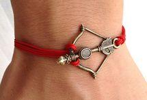 jewelry ideas / by Margie Hall