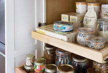 organization/storage ideas / by Jean Haller