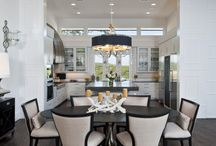 Dining Rooms / by Ruth Sandbach
