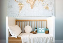 The Baby Blue Nursery / by Serena & Lily Baby