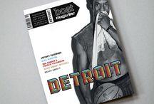 Detroit extras / by Pure Detroit