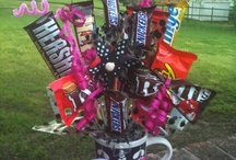 Candy gifts / by Vickie Boyd