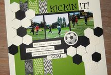 Scrapbook pages / by Deanna Peters