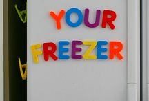 Freezer/Batch/Monthly Cooking / by Vicki Napier