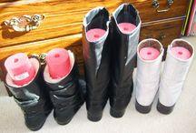 Organization/Storage / by Isabel Pizarro