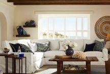 Living room  / by Sarah Zygaczenko Tyler