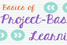 Project-based learning  / by Tramella Woods
