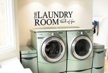 Laundry rooms / by Glenda Carroll