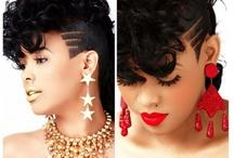 Hair Styles / by Erika Ladye
