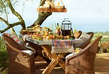 Style It: Outdoor Space / by Megan Martin