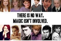 Harry Potter / by Jorja Hale King